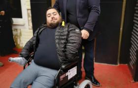 Tekerlekli Sandalyeler Sahiplerine Ulaşıyor