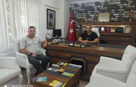 Dağcılık  ve Doğa Sporları Kulübü Başkanından Sevgi Seline ziyaret