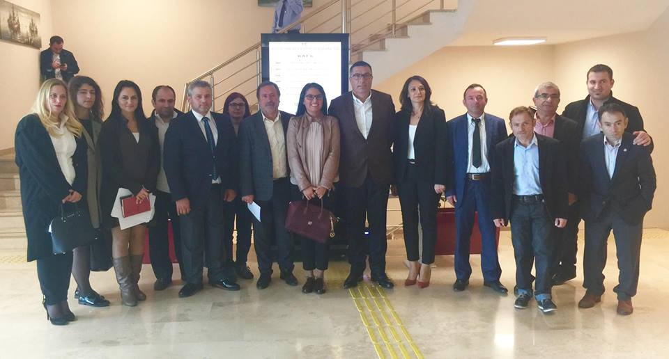 Ataşehir Engelli STK Başkanları Toplantısı